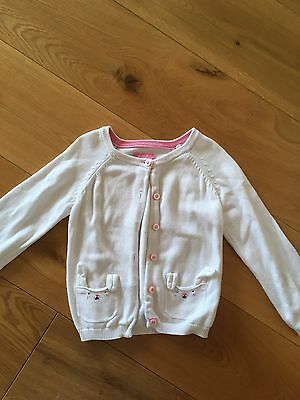 Gorgeous Joules Bunny Cardigan Age 2-3