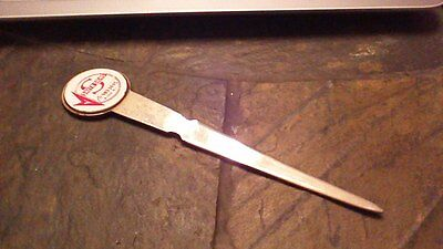 King NC Collectible Letter Opener  - Smith Signs-  Advertising/Promotional/Logo