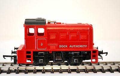 "Hornby Triang R253 Diesel ""dock Authority"" Shunter"
