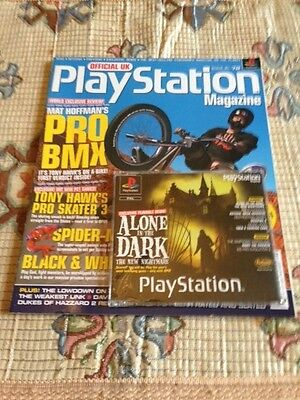 Official Uk Playstation Magazine Issue Number 72