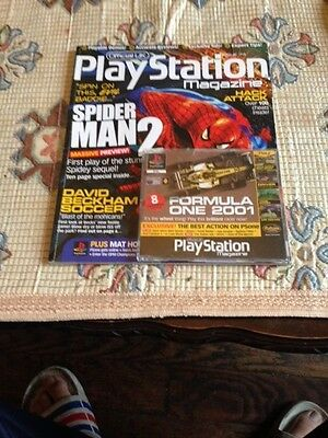 Official Uk Playstation Magazine Issue Number 74