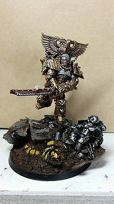 Rogal Dorn Imperial Fists Primarch (from Forge World bits) Horus Heresy 40K