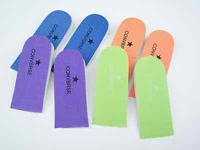 2x Height Increase Shoes Insoles Height Increasing Shoes Inserts Shoe Pads N1