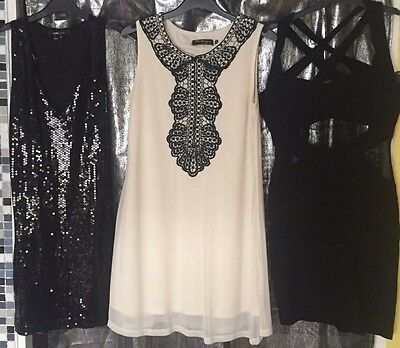 ladies dress bundle size 8