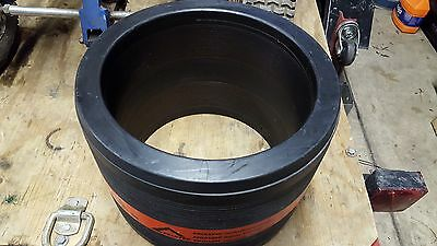 IPEX Friatec Frialen Electrofusion Coupling 12 inch Safety Fitting coupler