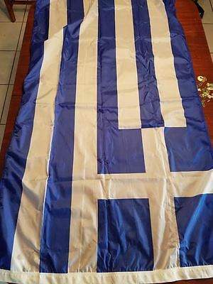 Flag of the Hellenic Republic (Greece)