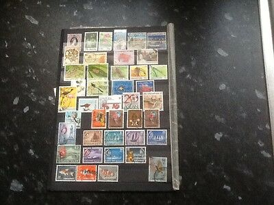 Singapore Lot Classic Used Stamps No Reserve