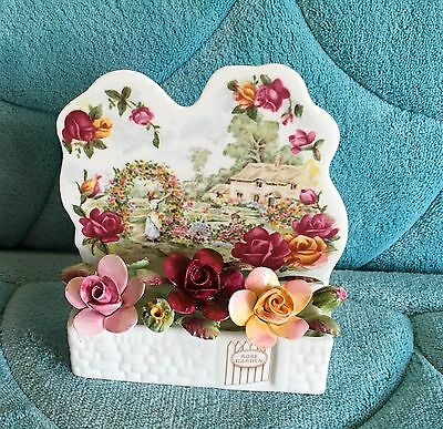 Royal Albert Rare Flower Planter Rose Garden