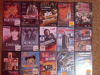 Lot De 25 Dvd  Neuf Sous Blister. Lot 4