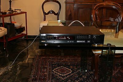 Sintonizzatore Tuner RDS Sony Stereo ST-S311