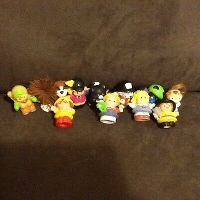 Fisher Price Little People Figures and Animals