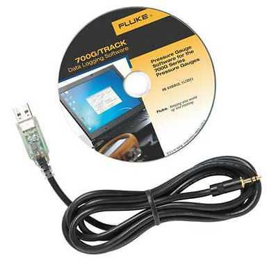 FLUKE 700G/TRACK Data Logging Cable and Software