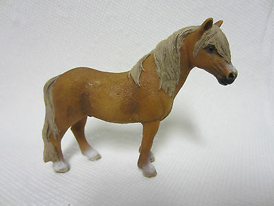 Dartmoor Pony Stallion Horse by Schleich Figure 2010 Retired