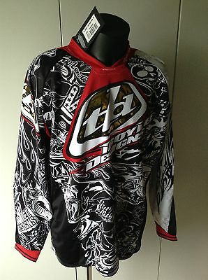 Maillot  XL Troy Lee Designs History  Neuf !!!