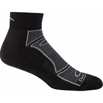 Darn Tough Mens 1/4 Sock Light Cushion Merino Sock