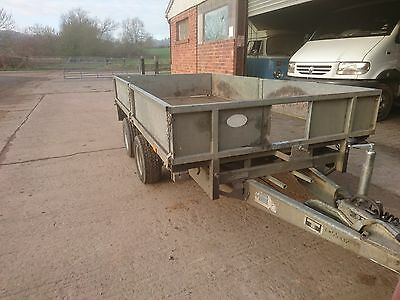 Ifor Williams 105 Trailer Year 2012