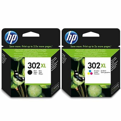Lot De Cartouches Hp 302 Xl