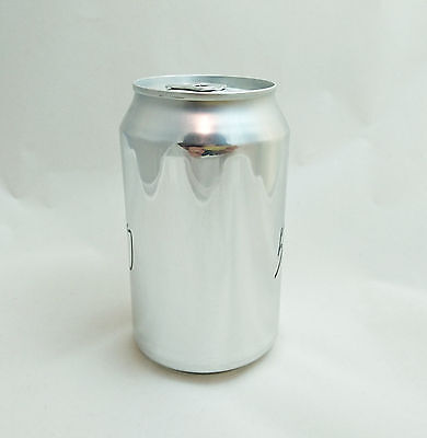 Fanta Orange Factory Error Rare Can with No Print Full Unopened 330ml