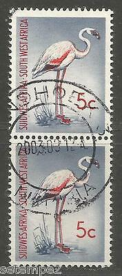 SWA 1961 Def. Issue Flamingo used 2003 Namibia - South West Africa