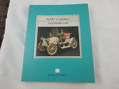 1989 Auto A Molla Clockwork Cars - All Color Pages