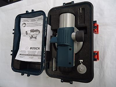 Bosch Gol26 8 Inch Automatic Optical Level 26X Magnification Lens