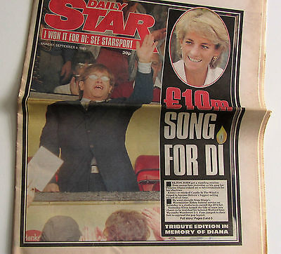 Daily Star Newspaper Monday September 8 1997
