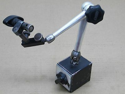 NOGA Dial Gage Holder Magnetic Indicator Base w/Articulated Arm