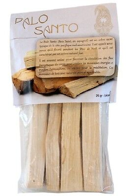 Wood Sacred of Palo Santo - 5 Sticks (Incense)