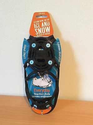 Anti Slip Ice and Snow Spiked Crampons