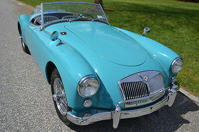 1957 MG MGA Classic 1957 MGA older restoration in excellent condition