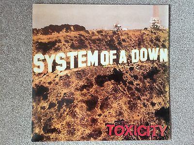 System Of A Down - Toxicity - Rare Green Vinyl Lp, Nu Metal