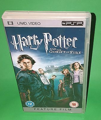 SONY PSP Harry Potter and the Goblet of Fire UMD Wizards Robbie Coltrane