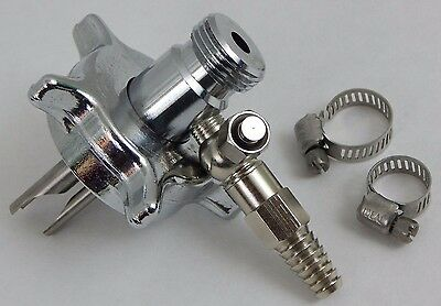 Micro Matic Screw On Beer Keg Fitting Home Brewery Attachment Accessory Part