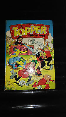 The Topper 1987 Vintage Comic Book Annual