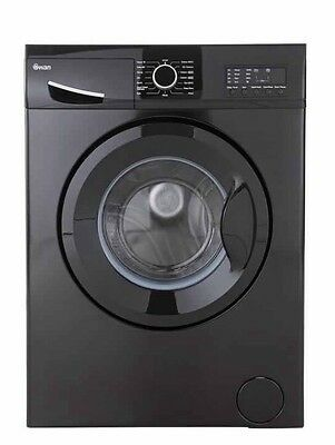 Swan Sw2023B Black 6Kg 1200 Spin Washing Machine