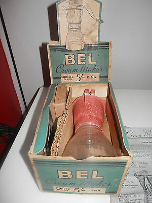 Vintage Kitchenalia.. Bel Cream Maker.. Boxed, With Instructions..