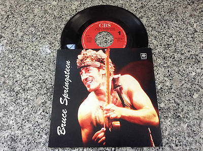 Bruce Springsteen *war* 7'' 1986 Portuguese Edition Nm