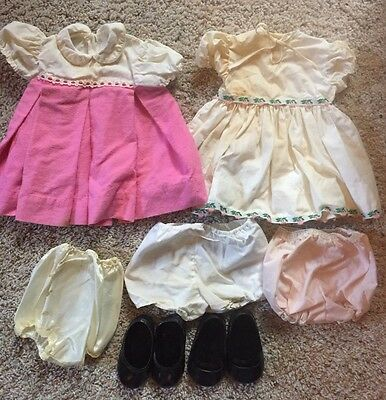 VINTAGE LITTLE MISS ECHO Clothing & Shoes