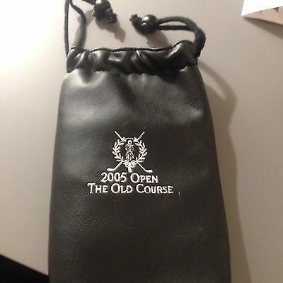 St Andrews Golf Course Tee Bag, Course Guide, Pitch Repairer,