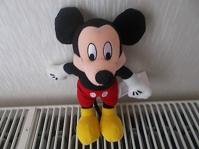 Mickey Mouse (20cm) Soft Toy