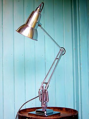 Stunning Vintage Anglepoise Lamp by Herbert Terry 1950's