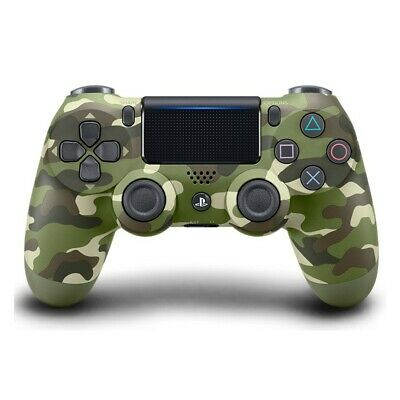 Sony Controller Dualshock 4 V2 Green Camouflage PS4 Playstation 4