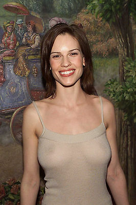 4x6 Sexy.Collectibles Hot Photo Model.Posing.mar67.Hilary Swank.1