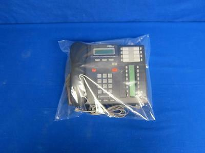 Lot of (4) Nortel Networks T7316E Charcoal Business Phones