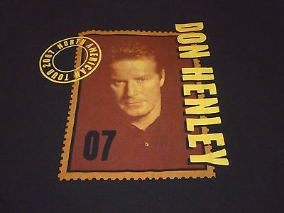 Don Henley Tour Shirt ( Used Size XL ) Nice Condition!!!