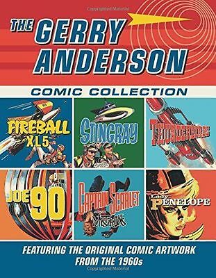 Gerry Anderson The Comic Collection (Comic Archive) - Excellent Condition