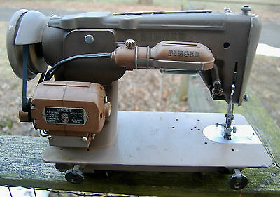 Singer 306-W Sewing Machine Industrial Strength