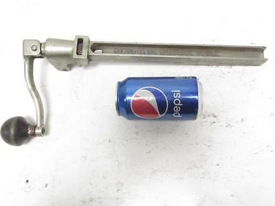 Edlund No. 2 Hand Crank Commercial Restaurant Can Opener