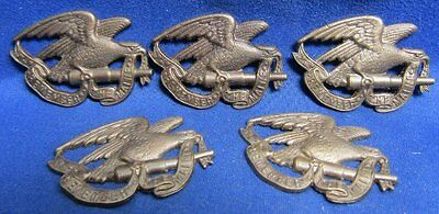 Spanish American War REPRODUCTION Remember The Maine Badges Lot Of 5