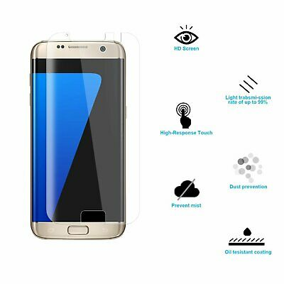 Replacement Back Glass Cover w IP68 Tape For Samsung Galaxy S7/S7 Edge